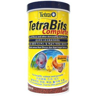 Tetra Bits Complete 300g/1000ml  For Healthy Colour and Growth