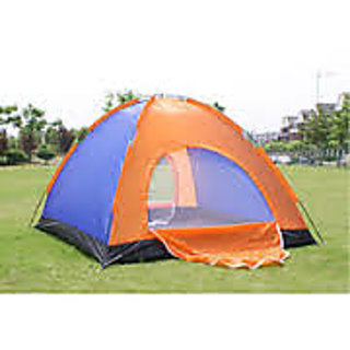 c0180a86078 Buy PORTABLE DOME TENT FOR 4 PERSON CAMPING TENT OUTDOOR WATERPROOF ...