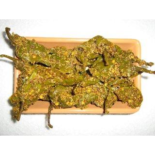Green Chilli Pickle 400gm