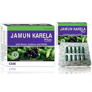 JAMUN KARELA PLUS 6X10 CAPSULES