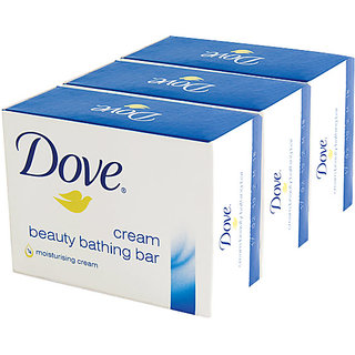 Dove Soap 100G 3 Unit