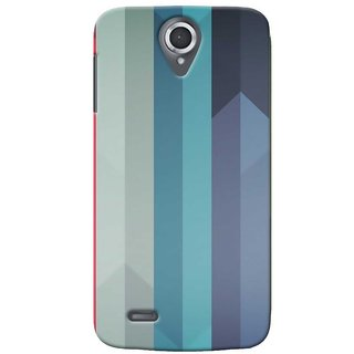 SaleDart Designer Mobile Back Cover for Lenovo A850 A850KAA658