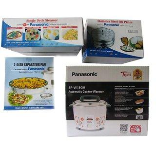 Panasonic Warmer Cooker
