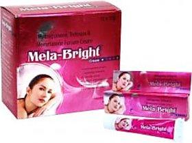 Mela-Bright skin cream set of 4 pcs.