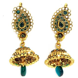 Buy Gold Jhumka Design Online Get 0 Off