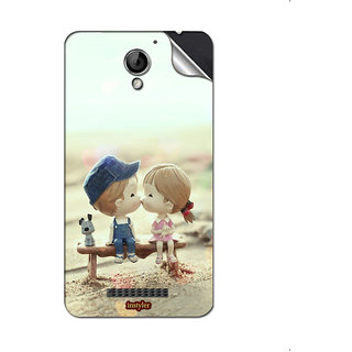 Instyler Mobile Skin Sticker For Coolpad S6 9190L MSCOOLPADS69190LDS10074