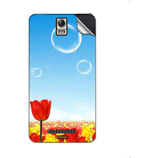 Instyler Mobile Skin Sticker For Coolpad T00 MSCOOLPADT00DS10079