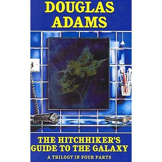 HitchhikerS Guide To The Galaxy- A Trilogy In Four Parts (English) (Paperback)