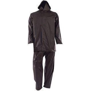 Reliable Rain Coat -Brown
