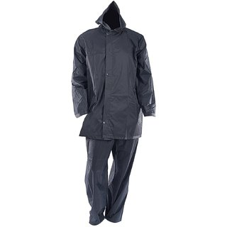 Reliable Rain Coat -Grey