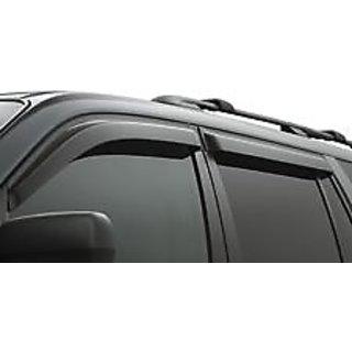 CARMART  Car Door Visors/Rain /Wind set of 4 for Wagon R