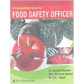 A Competition Book For Food Safety Officer