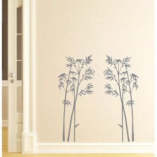Decor Kafe Bunch tree Wall Sticker 47x27(inch)
