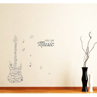 Decor Kafe Music Wall Sticker    20x20(inch)