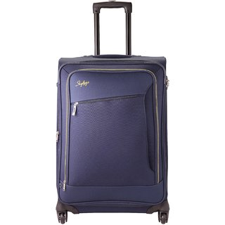 Skybags Elan 4W Exp Strolly 78 Blue