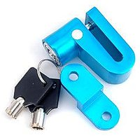 Autofurnish Bike Motorcycle Disc Brake Lock Disk Lock