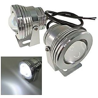 Car Fog Lamp Projectors Lens 10 Watt super power led 1 set like HID XENON, 6000k
