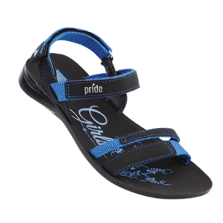 e8daab3df2681 Buy VKC Pride Blue Sandals for Women-649 Online   ₹278 from ShopClues