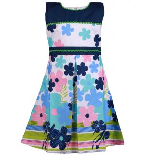 Baby Girl Multicolor Frock