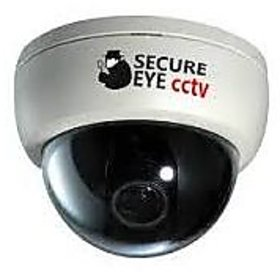 Secure Eye CCTV Dome Camera