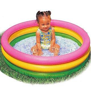 buy intex inflatable baby pool 03 feet 58924 online get 33 off