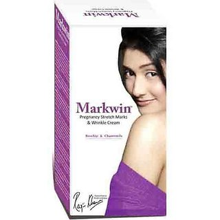 Markwin Pregnancy Stretch Marks  Wrinkle Cream (Pack Of 2)