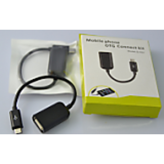Micro USB OTG Cable for Tablets and Mobiles