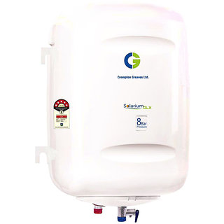 Crompton Greaves Solarium DLX SWH825 25-Litre Storage Water Heater