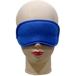 Cotton blue Eyemask