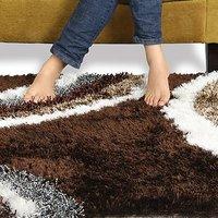 Floor Decor Shaggy Bed Runner 22 x 55 inch