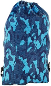 Roadeez Polyester Blue color Multipurpose Drawstring Bag