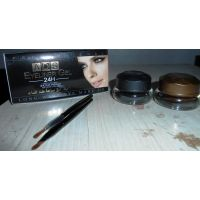 New Imported Professional ADS Eyeliner Gel Set Of 2 (Black And Brown)