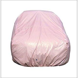 Craze Pink Car Body Cover for Maruti Ritz