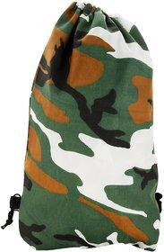 Roadeez Print Militory Multipurpose Drawstring Bag