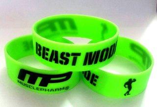 MusclePharm, Beast Mode Wrist Bands