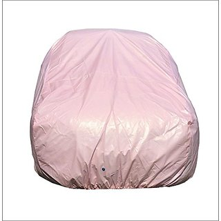 Craze Pink Car Body Cover for Tata Nano