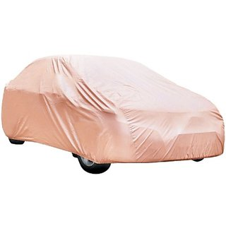 Craze Pink Car Body Cover for Hyundai Xcent