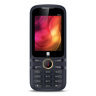 iBall 2.4V Curvy with 1800 mAh Battery - Black