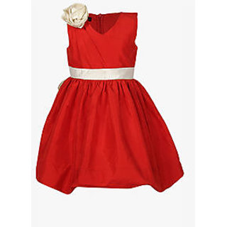 00866ea9f2a3 Buy Frock for Kids Red Colour Online   ₹1699 from ShopClues
