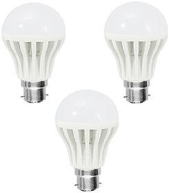 Set Of 3 Led Bulbs (3W )