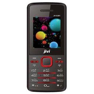 Jivi C201 Black Colour