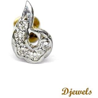Djewels Diamond Nose Pin