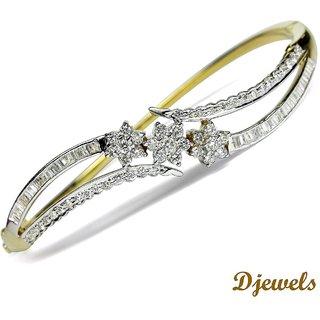 Djewels Diamond Designer Bracelet