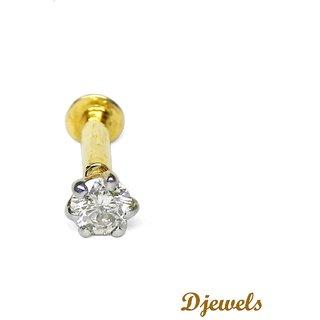Djewels Diamond Teen Nose Pin