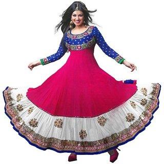 Wamsi Anarkali Dress