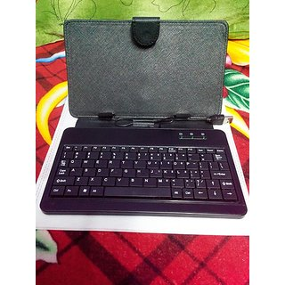 7 inch tablet cover with usb keyboard