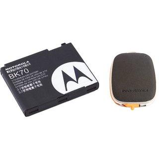 Battery Moto BK70 For Motorola Sidekick Q700 , RIZR Z8, Nextel i335, ic402, ic502, Renegade V950 0u6 + Innov8tronics S2PH101 USB Portable Power Supply