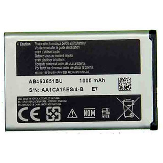 Samsung BATTERY AB463651BU FOR SAMSUNG S5610 B5310 S3650 S5620 C3530 S3653 C3312