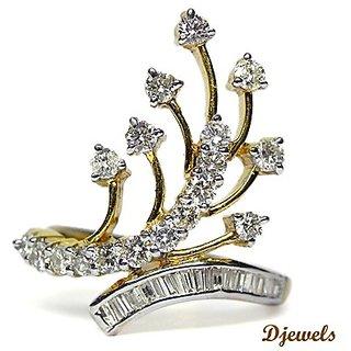 Djewels Designer Bridal Diamond Ring