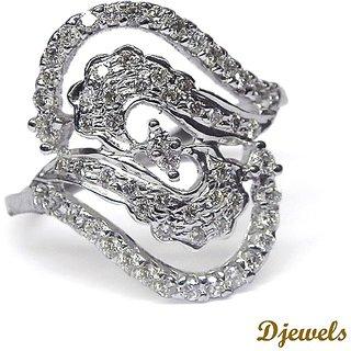 Djewels Wedding Ring Diamond Ring